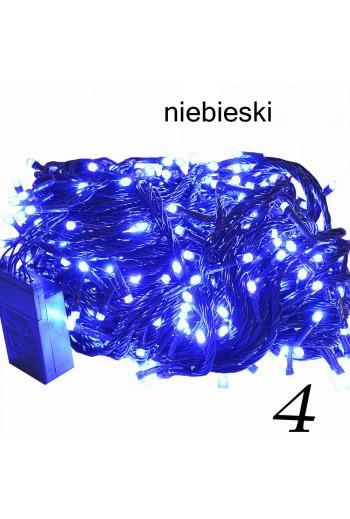 Lampki LED 300 Niebieskie TitoFirma