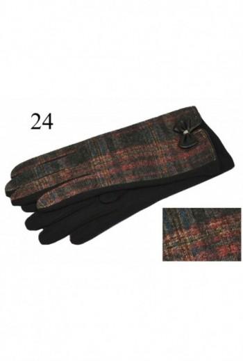 Damskie modne rękawiczki