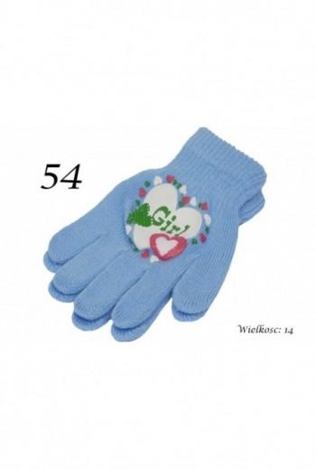 Rękawiczki dziecięce 14 cm