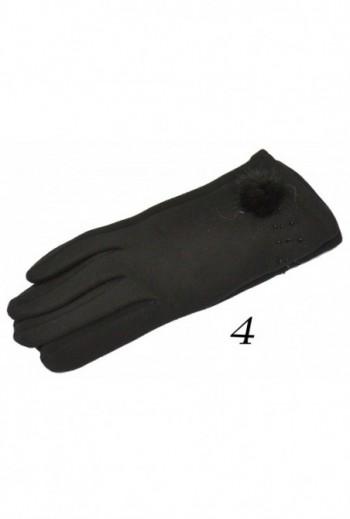 Zimowe rękawiczki damskie