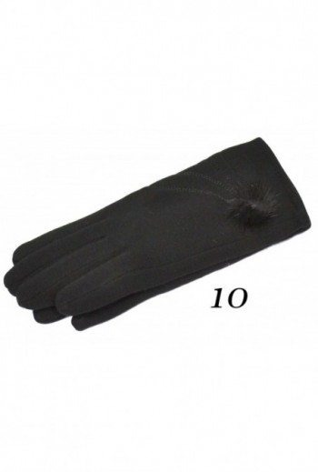 Kobiece zimowe rękawiczki