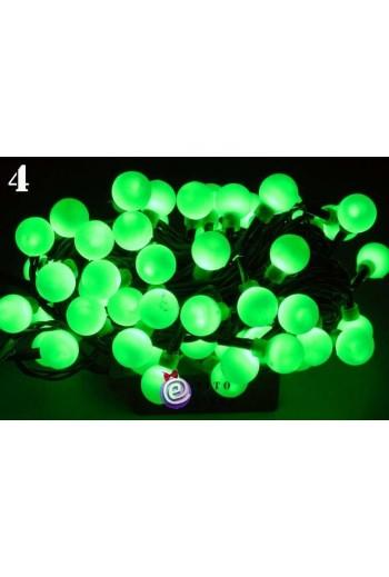 Lampki Choinkowe LED 60 KULKI