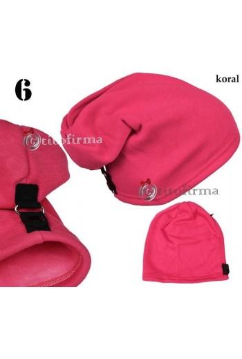 Zimowa czapka dla dziecka
