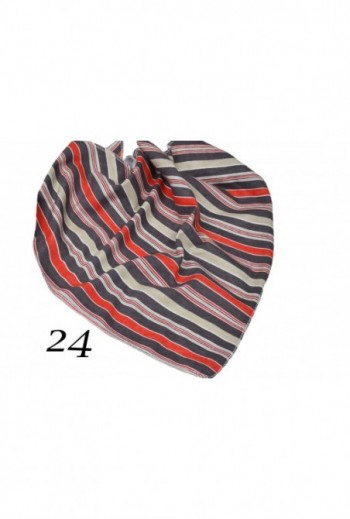 Kolorowa bawełniana bandana