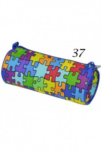 Piórnik puzle