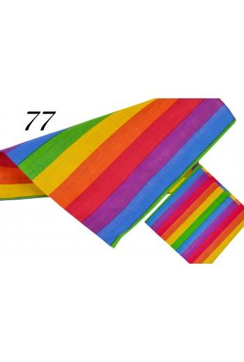 Tęczowa Kolorowa Bandana titofirma