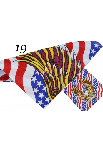 Bandana flaga orzeł USA titofirma