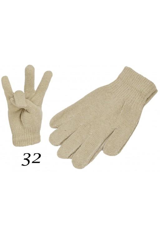 W Beżowym Kolorze Uniwersalne Rękawiczki Kielce TitoFirma