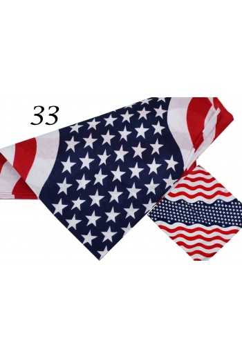 Bandana Flaga Amerykańska USA Kielce TitoFirma