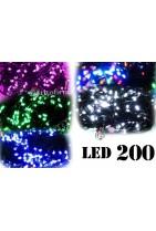 lampki led 200